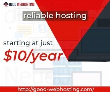 web hosting websites